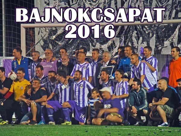 Bajnok az Újpest öregfiúk csapata! 30f2734832